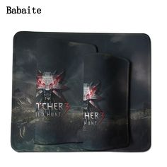 2017 Alfombrilla Raton Babaite Large New Gaming Mat Mouse Pads For Witcher 3 Pad To Notebook Computer Mousepad Boy Gift Optical