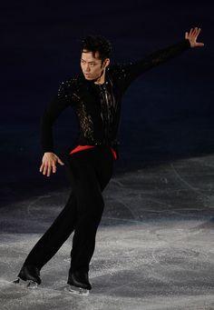 Daisuke Takahashi Photo - ISU World Team Trophy 2013 - Day 4