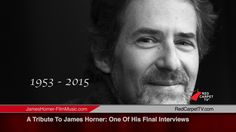 A Tribute To James Horner: One Of His Final Interviews