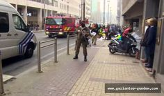 Terör Belçikayı vurdu: 34 ölü