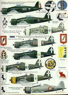 Regia Aeronautica - 1942