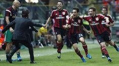 Parma 4-5 Milan