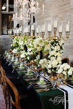 Styled Wedding Shoot: A Scottish Wedding
