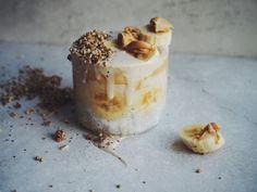 Peanut Butter Smoothie Bowl // Pureharvest