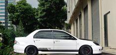 Mitsubishi Cars, Mitsubishi Lancer, Lancer Es, Creative Photos, Evolution, Monochrome, Monochrome Painting