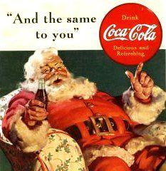 Coke Christmas Ads.Coca Cola Christmas 1