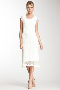 Go Sexy With a Short White Cocktail Dress for Your Vow Renewal. #vowrenewal #dress