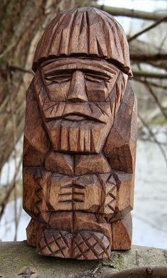 A Domovoy, or House-goblin.