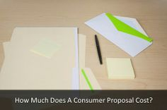 How Much Does A Consumer Proposal Cost in #Canada ? http://www.afarber.com/pay-off-debt/how-much-does-a-consumer-proposal-cost-in-canada #consumerproposal #canadian   #canadiens