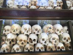 The Killing Fields, Choeung Ek, Cambodia