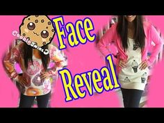 Questions and Answers to Cookieswirlc Fan questions! And face reveal! Thank you to my awesome cookie fans who helped with the video! Cookie Swirl C Youtube, Shopkins Video, Question And Answer, This Or That Questions, C Videos, Face Reveal, Cookies Et Biscuits, Tatting, Invitations