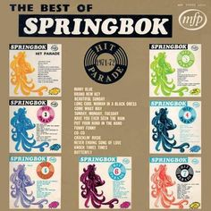 Springbok: Springbok Hit Parade Best Of / Top Hits Band On The Run, The Secret Book, Those Were The Days, My Land, My Childhood Memories, Handmade Books, African History, My Memory, Album Covers