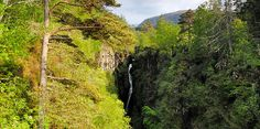 List of all the places you can use a National Trust for Scotland Membership for free entry (Photo is of Corrieshalloch Gorge National Nature Reserve)