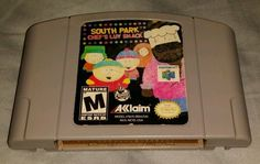 South Park Chef's Luv Shack N64