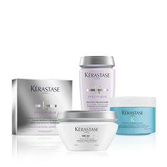 Kérastase Hair Spa at Home Μέθοδος Περιποίησης κατά της Πιτυρίδας