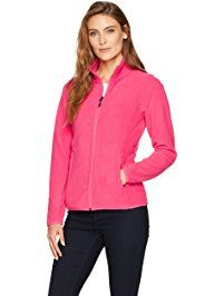 f54a47f427cc Amazon Essentials Womens Standard Full-Zip Polar Fleece Jacket