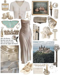 royal white - an evening story Outfit Mode Outfits, Retro Outfits, Vintage Outfits, Fashion Outfits, Fashion Skirts, Classy Aesthetic, Aesthetic Fashion, Aesthetic Clothes, Estilo Hippie