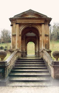 Prior Park, Bath UK by scpgt, via Flickr #WOWattractions
