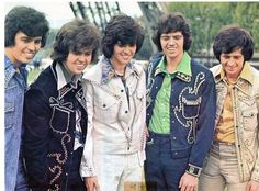Jackson 5, Michael Jackson, Merrill Osmond, Dylan And Cole, Osmond Family, The Osmonds, Donny Osmond, Family Boards, Celebs