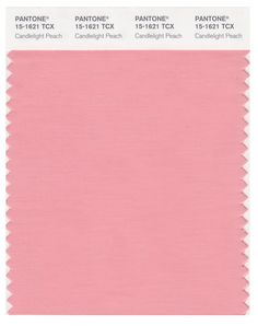 ✅ Match for dark pink ribbon? Pantone Smart 15-1621 TCX Color Swatch Card | Candlelight Peach | Magazine Cafe Store NYC USA