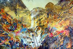 Caraïbisch uitzicht: Exhibition Heleen Cornet