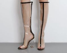 Sexy Lady Boots, All Sizes