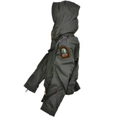 Parajumpers Outdoorjacke Heli im Piloten Look