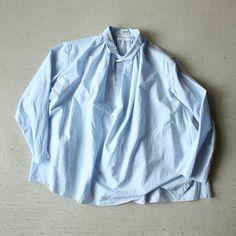 Big Tuck Shirt #sax blue