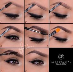 How to do #eyebrows.