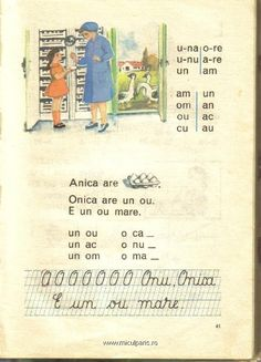 Onica are un ou. E un ou mare. Vintage School, Bucharest, My Memory, My Childhood, Nostalgia, Parenting, Classroom, Memories, Education