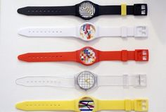 Kate Spade's Saturday Brand Wrist Watches