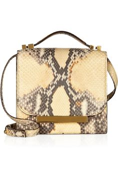 The Row Python Shoulder Bag