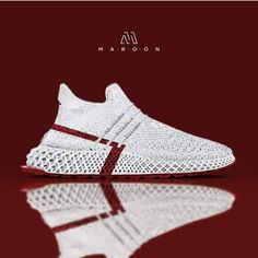 Maroon NYC Cool Adidas Shoes, Sneakers Adidas, Adidas Men, Adidas Originals, Streetwear, Baskets, Sneaker Posters, Adidas Design, Fashion Shoes