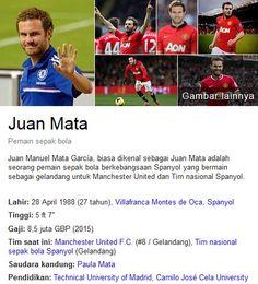 Berita Manchester United Juan Mata Judi Domino Qiu Qiu dengan uang asli mengunakan Bank Lokal Indonesia BCA BNI BRI Mandiri dalam bertransaksi
