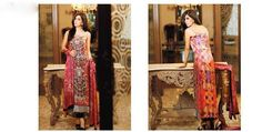 Zarqash Silk Eid Collection 2014