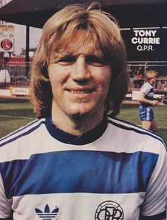 Tony Currie QPR 1981