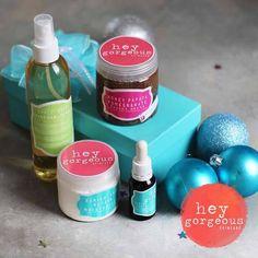 Gift of healthy skin: www.hey-gorgoues.co.za