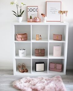 Ikea Kallax Hacks 1 Regal 3 Styles Interior Inspo Ikea Kallax Hacks 1 Regal 3 Styles Interior Inspo The post Ikea Kallax Hacks 1 Regal 3 Styles Interior Inspo appeared first on Schlafzimmer ideen. Pastel Decor, Ikea Kallax Hack, Kallax Shelf, Estilo Interior, Woman Bedroom, Girls Bedroom, Trendy Bedroom, Girl Bedroom Designs, Girl Room