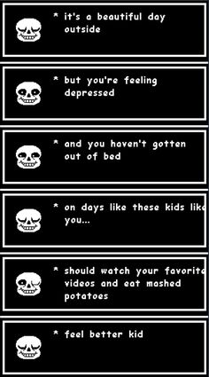 This actually made me feel a little better >> *loud silent noises* Undertale Quotes, Undertale Fanart, Undertale Comic, Toby Fox, Lol, Indie Games, Bad Timing, Monster, Fan Art