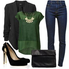 Like the outfit but love those shoes!!!