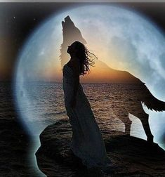 She had the spirit of a lone wolf...