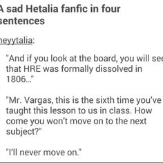 Sad Short Hetalia Fanfic - why?<< whyyyy was this needed this is one of the saddest fanfi a I've ever read. I'm not joking.!