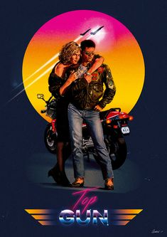 Top Gun by Michael Gambriel - Home of the Alternative Movie Poster -AMP-