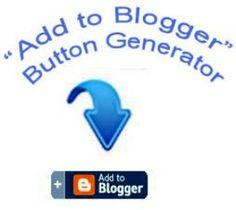 Add to Blogger Button Generator