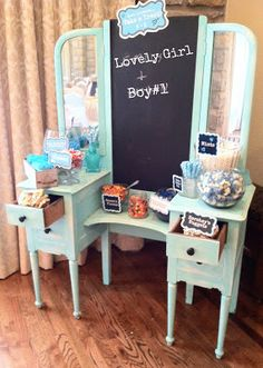Empty Nest Feathers: The Candy Buffet http://emptynestfeathers.blogspot.com/2013/11/the-candy-buffet.html?spref=fb