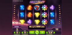 A retro feel with space-like music and brilliant neon graphics. Come have fun http://www.slotspinners.co/slots-games-guide/how-to-play-starburst-slot/