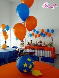 TP: Fotos de: Mesa de dulces Temática Dragon Ball – EVENTOS SOCIALES Y FIESTAS en Puebla – TODOPUEBLA.com