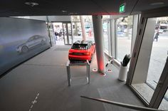 Audi City : an incredible interactive customer experience - Marketing, customer satisfaction and loyalty