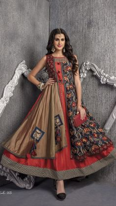 :-: catalogue name Queen:-: ------------------------------------- !- Size - m, l, xl, xxl.- Length - for more information call& whatsapp me 7359698761 Ethnic Gown, Indian Ethnic Wear, Designer Gowns, Indian Designer Wear, Cotton Gowns, Fancy Gowns, Printed Gowns, Kurti Designs Party Wear, Saree Blouse Designs