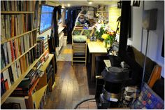 Photo Gallery - Narrowboat Small Space Living, Living Spaces, Minions, Canal Boat Interior, Canal Barge, Narrowboat Interiors, Boat Stuff, Floating House, Japanese Interior